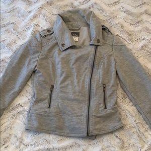 Long sleeve blazer jacket